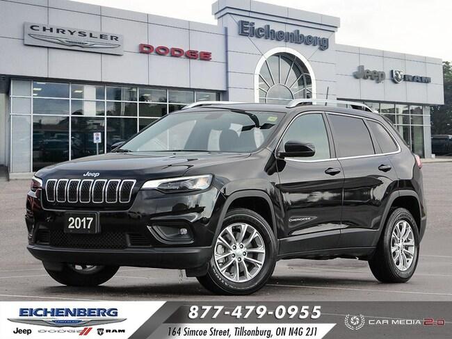 2019 Jeep New Cherokee North 4X4 *SERVICE LOANER* SUV
