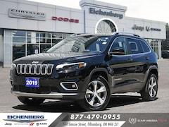 2019 Jeep Cherokee Limited 4X4 *EXECUTIVE JEEP* SUV