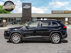2017 Jeep Cherokee Limited 4X4 *ONLY 32,163 KMS* SUV