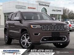 2021 Jeep Grand Cherokee Overland 4x4