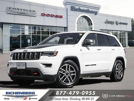 2020 Jeep Grand Cherokee Trailhawk *DEMO/SAVE HUGE* SUV
