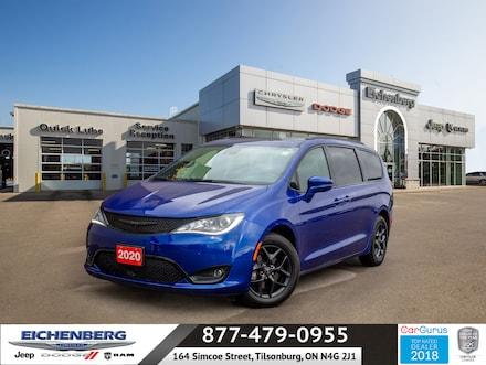 2020 Chrysler Pacifica Limited S *PANO SUNROOF/NAV* Van Passenger Van