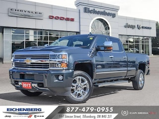 2017 Chevrolet Silverado 2500HD High Country 4x4 *DURAMAX* Truck Crew Cab