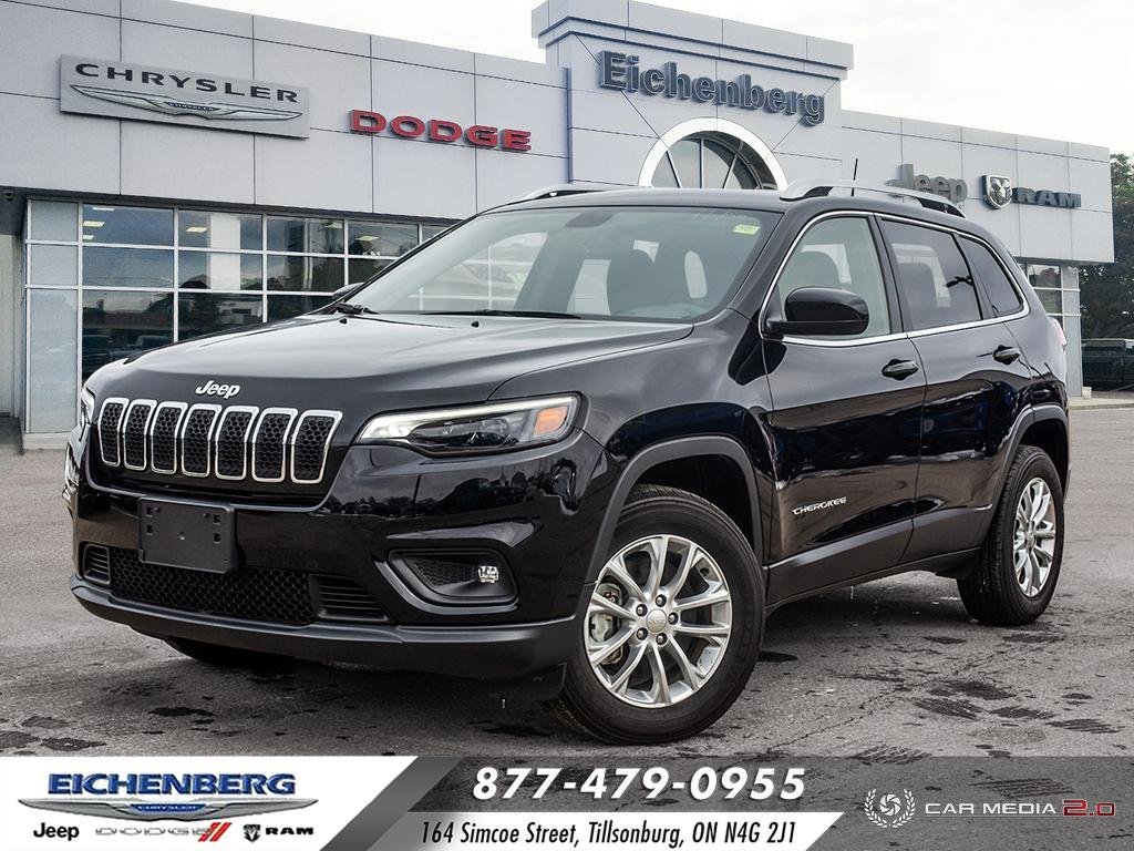 2019 Jeep New Cherokee North 4X4 *2.0L TURBO ENGINE* SUV