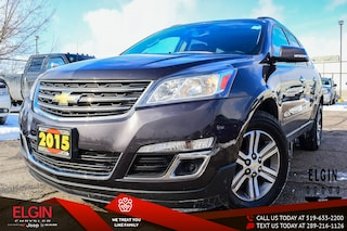 Used 2015 Chevrolet Traverse 2LT SUV 1GNKVHKD6FJ151704 for Sale in St. Thomas, ON