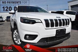 2019 Jeep Cherokee Base Wagon