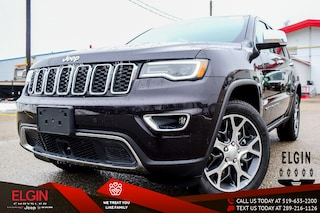 2019 Jeep Grand Cherokee Limited SUV 1C4RJFBG5KC646153