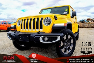 2019 Jeep Wrangler Unlimited Sahara SUV 91531