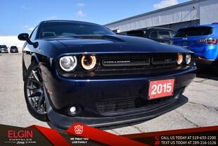 2015 Dodge Challenger SXT Plus or R/T Coupe