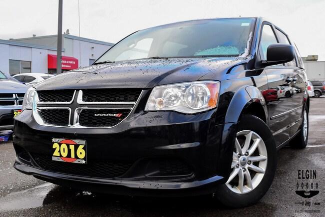 Used 2016 Dodge Grand Caravan Se Sxt For Sale St Thomas On