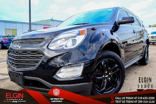 Used 2017 Chevrolet Equinox 1LT SUV 2GNFLFEK0H6169959 for Sale in St. Thomas, ON