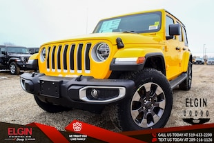 2019 Jeep Wrangler Unlimited Sahara SUV 92001