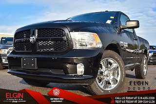 2019 Ram 1500 Classic Express Truck Regular Cab 3C6JR6AT4KG502229