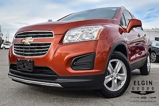 Used 2016 Chevrolet Trax LT SUV 3GNCJPSB1GL217093 for Sale in St. Thomas, ON