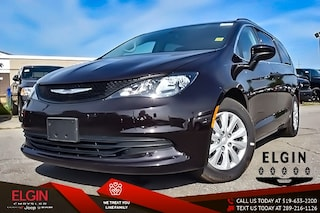 2018 Chrysler Pacifica L Van 2C4RC1AG9JR105952