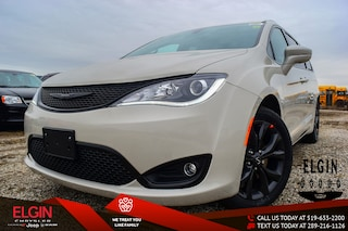 2019 Chrysler Pacifica Limited Van 2C4RC1GG9KR652941