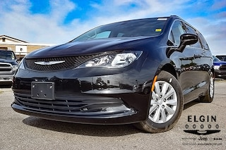 2018 Chrysler Pacifica L Van 2C4RC1AG7JR105951