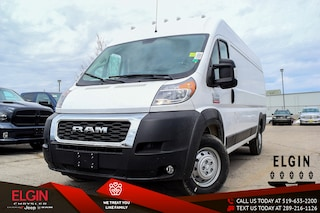 2019 Ram ProMaster 3500 High Roof Extended 159 in. WB Van Extended Cargo Van 3C6URVJG0KE534844