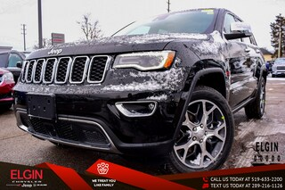 2019 Jeep Grand Cherokee Limited SUV 1C4RJFBG3KC646152