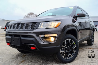 2019 Jeep Compass Trailhawk SUV 3C4NJDDB3KT661422