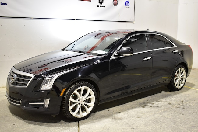 2014 CADILLAC ATS 2.0L Turbo Performance traction intégrale Berline