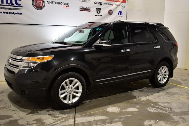 2015 Ford Explorer XLT+AWD+7 passagers+Navigation  VUS
