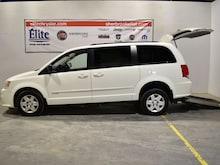 2012 Dodge Grand Caravan Savaria véhicule adapté pour fauteuil roulant  Mini-Fourgonnette