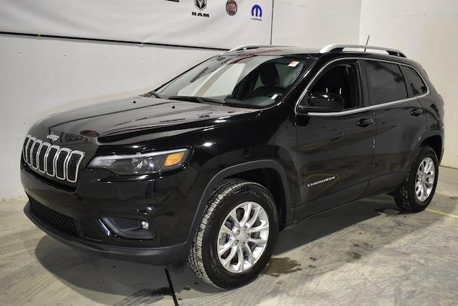 2019 Jeep Cherokee North 4x4 Bluetooth+2.4 litres 9 vitesses VUS