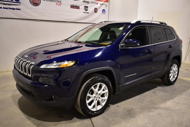 2015 Jeep Cherokee  North 4x4 Démarreur/distance+Bluetooth VUS