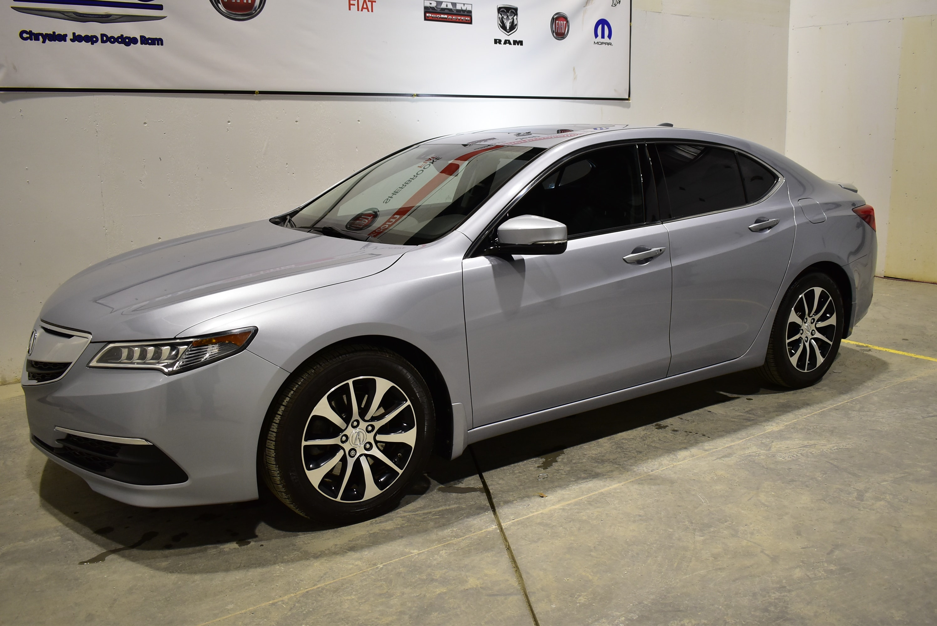 2015 Acura TLX Tech+Navigation+toit+cuir Berline