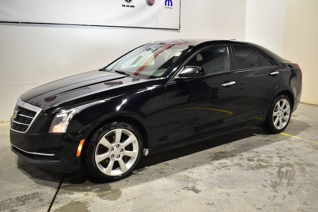 2015 CADILLAC ATS 4 2.0L Turbo traction intégrale Berline