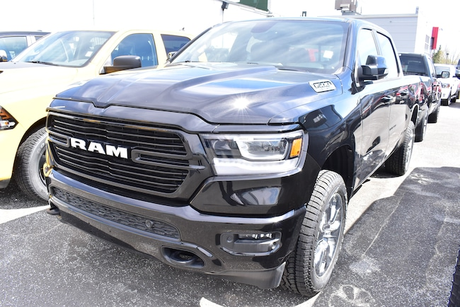 2020 Ram 1500 Big Horn North Edition Camion cabine Crew