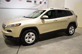 2015 Jeep Cherokee Limited+cuir+navigation+Bluetooth VUS