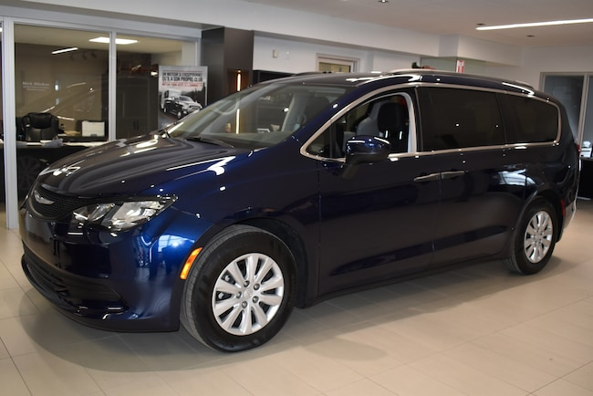 2018 Chrysler Pacifica L 7 passagers+Bluetooth+Apple/Google Mini-Fourgonnette
