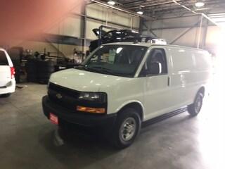 2019 Chevrolet C2500 Chassis Work Van Cargo