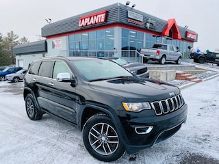 2017 Jeep Grand Cherokee Limited/Leather/Heated Seats/Remote Start SUV