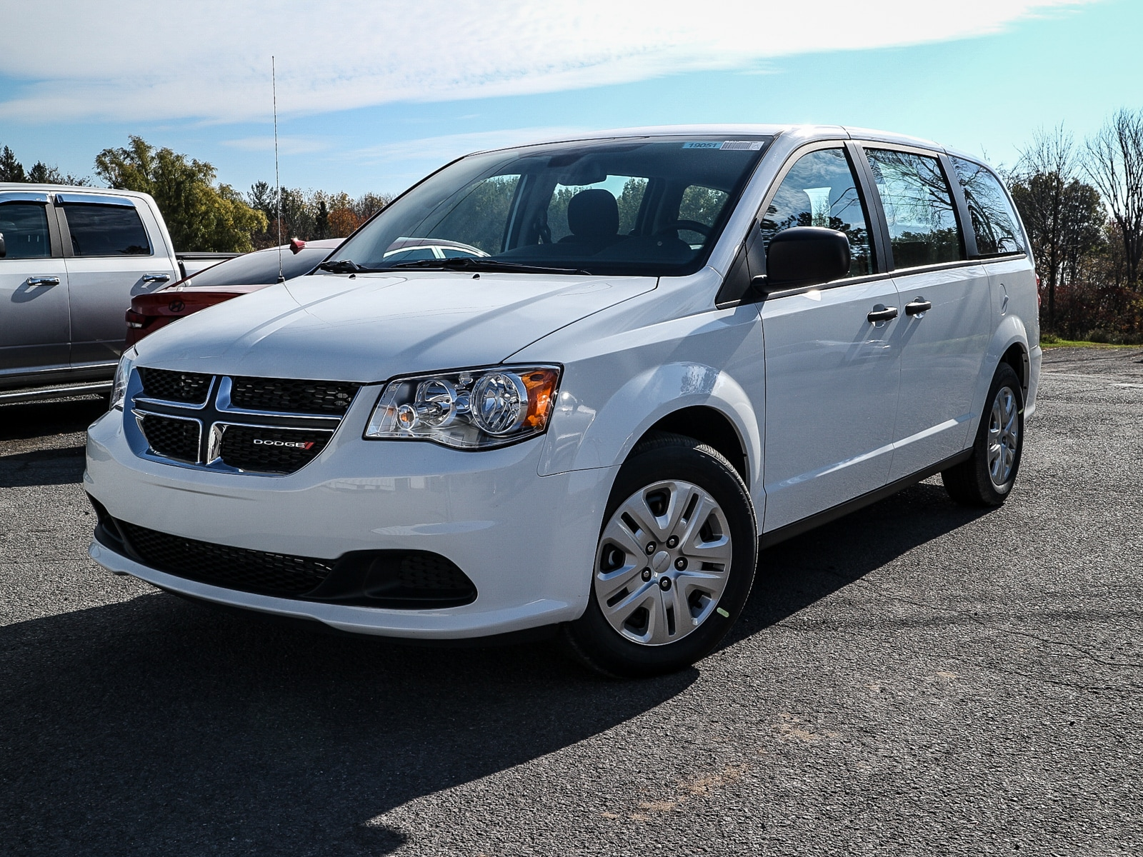 2019 Dodge Grand Caravan Canada Value Package Van 19051