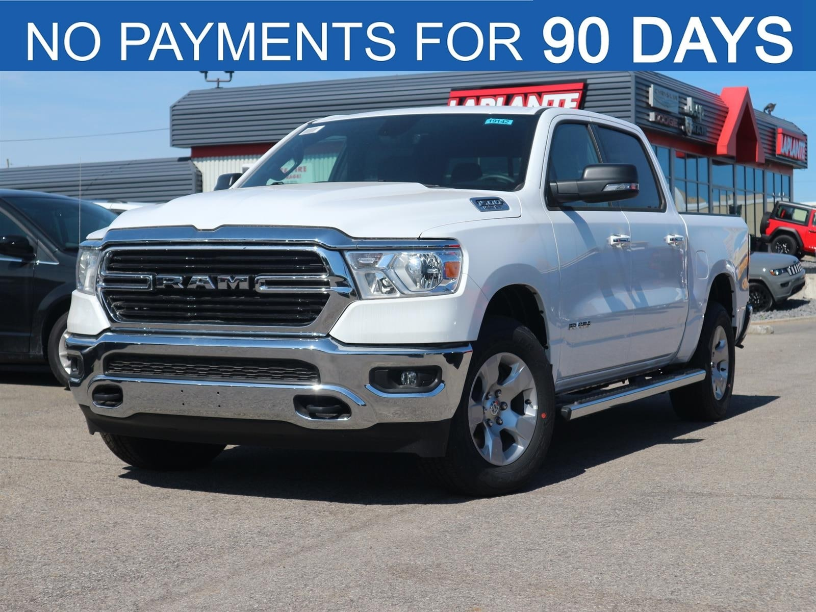 2019 Ram All-New 1500 Big Horn Pickup Truck 19142