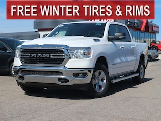 New 2019 Ram All-New 1500 Big Horn Pickup Truck 19142 in Embrun, ON