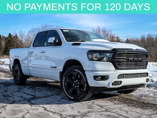New 2020 Ram 1500 Big Horn Night Edition Pickup Truck 20051 for sale near Ottawa, ON