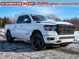 New 2020 Ram 1500 Big Horn Night Edition Pickup Truck 20051 in Embrun, ON