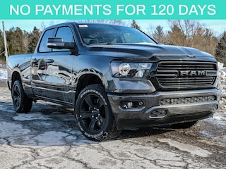 New 2020 Ram 1500 Big Horn Night Edition Pickup Truck 20053 for sale near Ottawa, ON