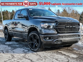 New 2020 Ram 1500 Big Horn Night Edition Pickup Truck 20053 in Embrun, ON