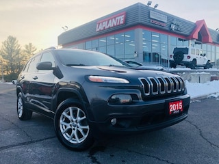 Used 2015 Jeep Cherokee Latitude  SUV in Embrun, ON
