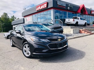 Used 2017 Chevrolet Cruze LT Auto Sedan 20105a in Embrun, ON