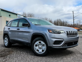 New 2020 Jeep Cherokee Sport SUV 20047 in Embrun, ON