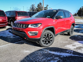 New 2019 Jeep Compass Trailhawk Wagon 19068 in Embrun, ON