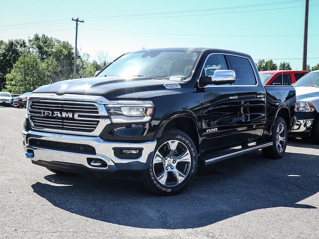 New 2019 Ram All-New 1500 Laramie Pickup Truck 19014 in Embrun, ON