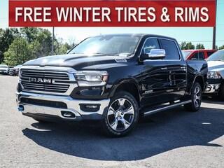 New 2019 Ram All-New 1500 Laramie Pickup Truck 19014 in Embrun, ON