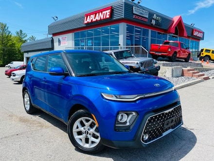 Featured used 2020 Kia Soul EX+/Heated Seats+Steering Wheel/Bluetooth/Backup C Hatchback for sale in Embrun, ON